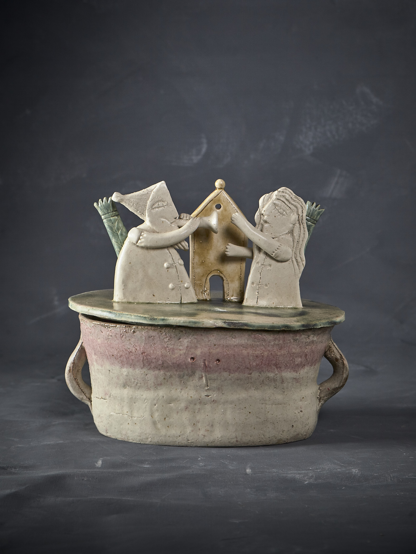 Ceramiche Riccardo Biavati per Messisbugo