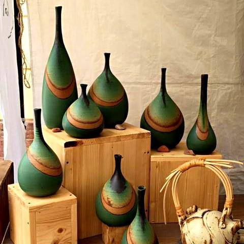 Espositori Festa della Ceramica 2018 - Alberto Bagetto