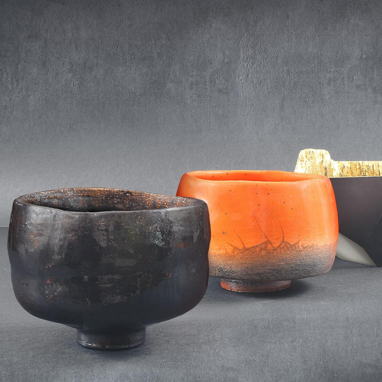 Espositori Festa della Ceramica 2018 - collezione privata di Scazzariello Roberto