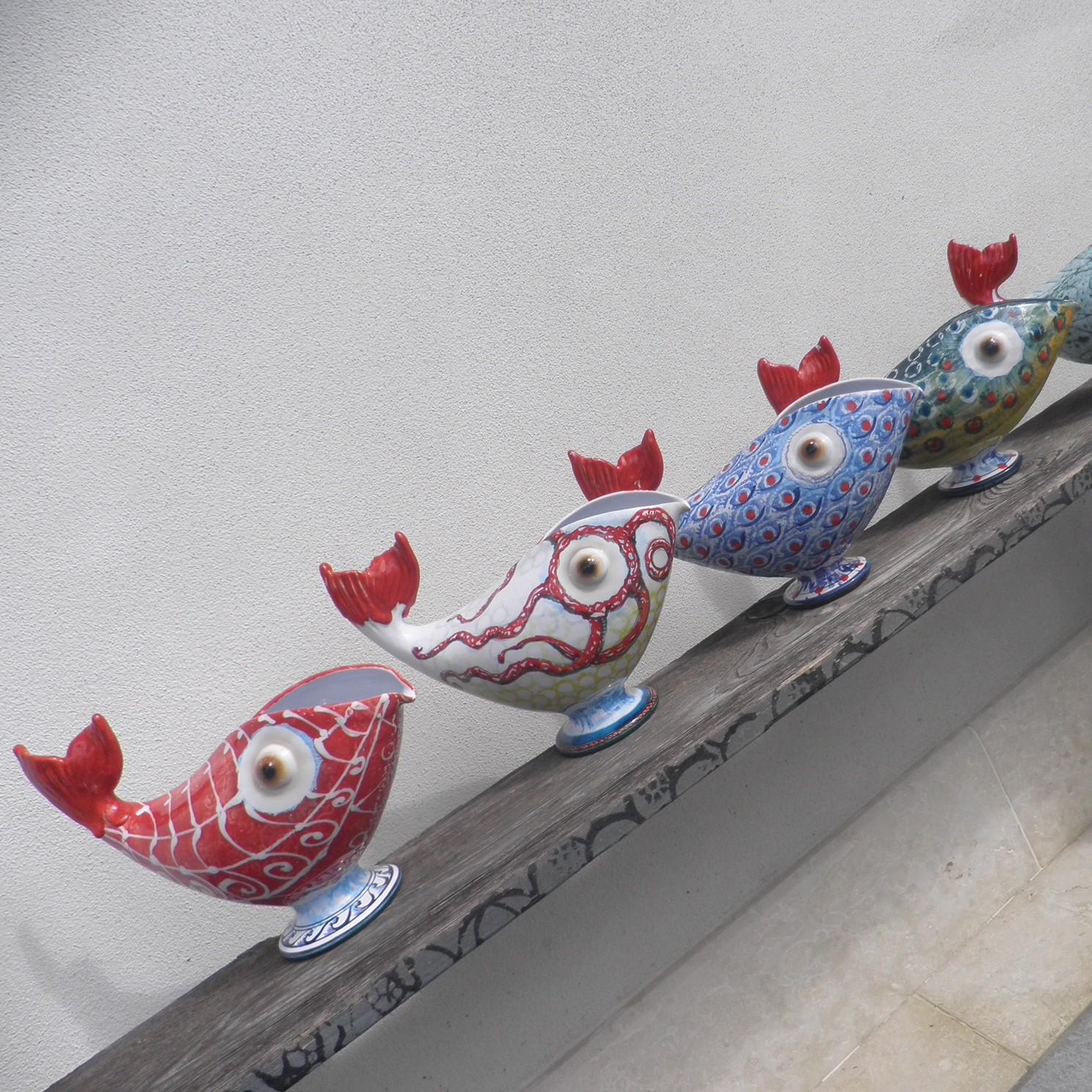 Espositori Festa della Ceramica 2018 - Collanega Leonardo