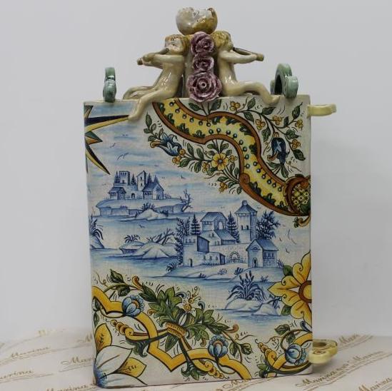 Espositori Festa della Ceramica 2018 - Di Lorenzo Orlando