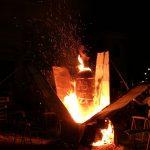 Fuoco e terra: alchimie di libertà – Cottura a cielo aperto in Piazza Libertà, Saronno